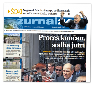 How to learn slovenian? Try read the Ljubljana free newspaper Žurnal