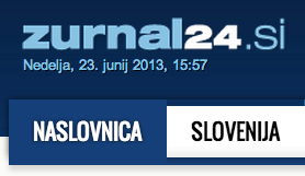 Slovenian ordinal number used in the date on Zurnal24.si
