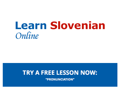 Learn Slovenian Online: Try a free lesson